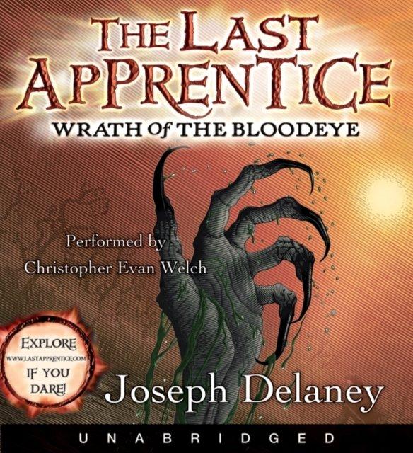Last Apprentice: Wrath of the Bloodeye (Book 5) - Audiobook (Książka audio MP3) do pobrania w całości w archiwum ZIP
