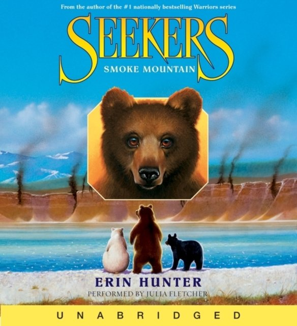 Seekers #3: Smoke Mountain - Audiobook (Książka audio MP3) do pobrania w całości w archiwum ZIP