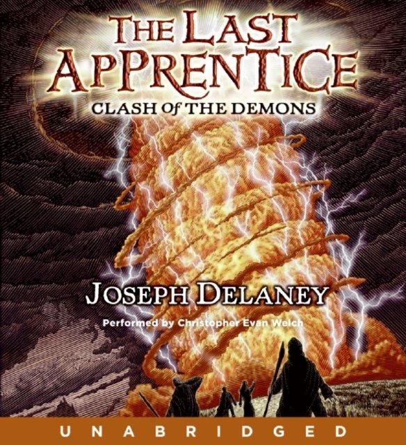 Last Apprentice: Clash of the Demons (Book 6) - Audiobook (Książka audio MP3) do pobrania w całości w archiwum ZIP