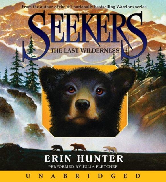 Seekers #4: The Last Wilderness - Audiobook (Książka audio MP3) do pobrania w całości w archiwum ZIP
