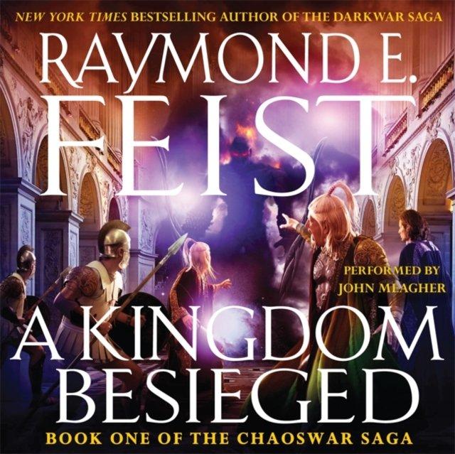 Kingdom Besieged - Audiobook (Książka audio MP3) do pobrania w całości w archiwum ZIP