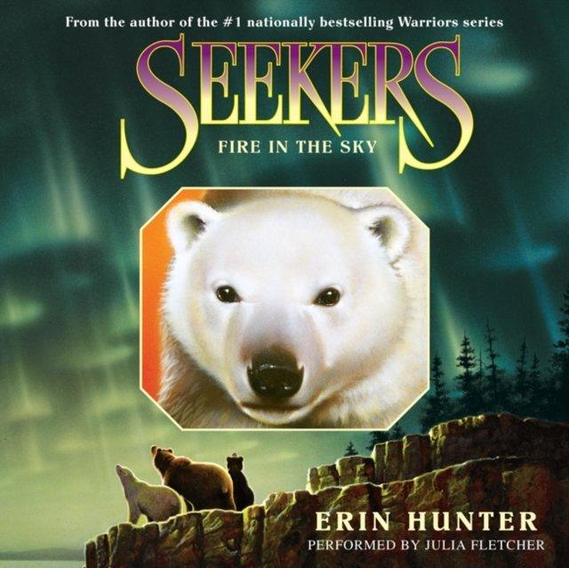 Seekers #5: Fire in the Sky - Audiobook (Książka audio MP3) do pobrania w całości w archiwum ZIP