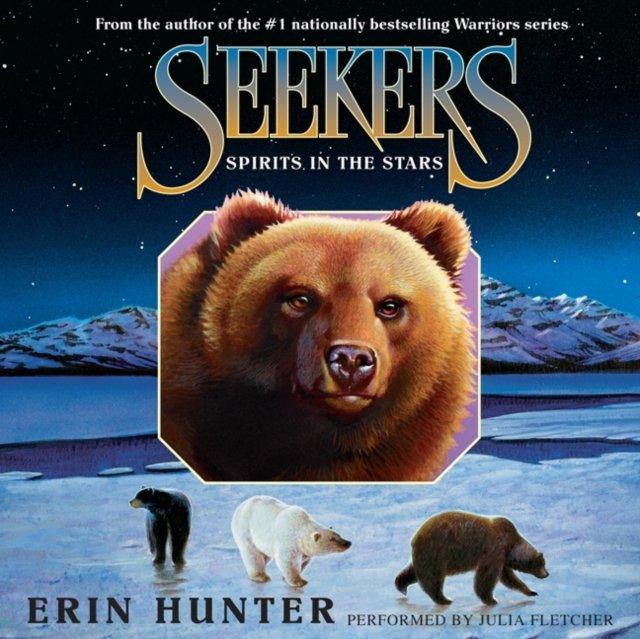 Seekers #6: Spirits in the Stars - Audiobook (Książka audio MP3) do pobrania w całości w archiwum ZIP