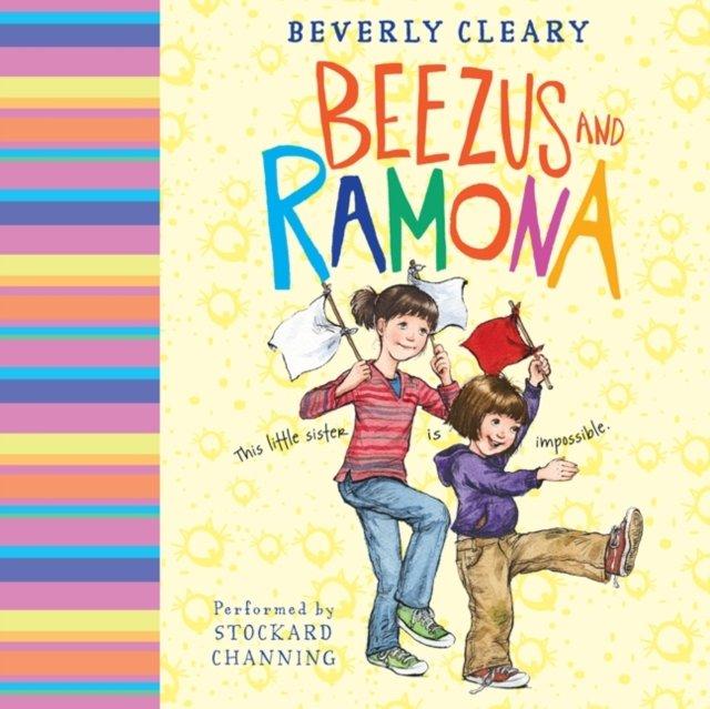 Beezus and Ramona - Audiobook (Książka audio MP3) do pobrania w całości w archiwum ZIP