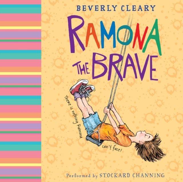 Ramona the Brave - Audiobook (Książka audio MP3) do pobrania w całości w archiwum ZIP