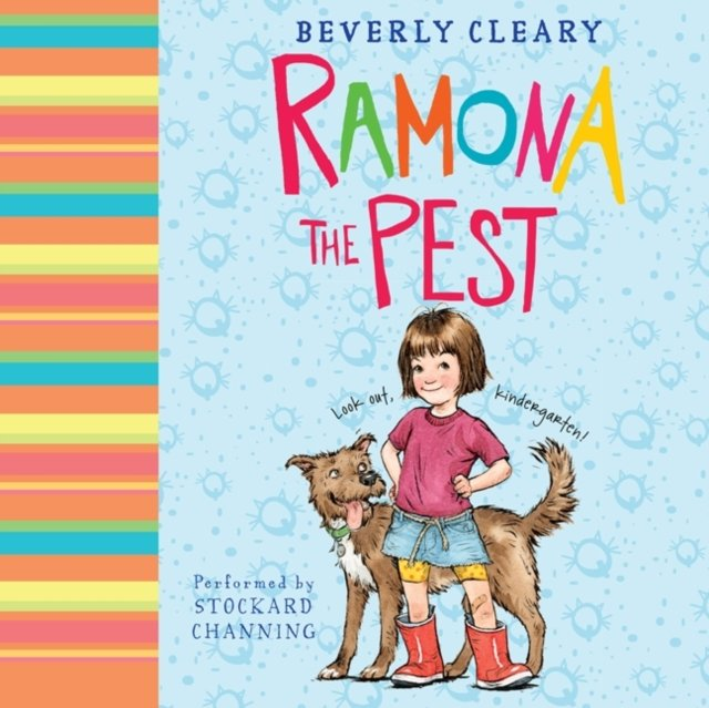 Ramona the Pest - Audiobook (Książka audio MP3) do pobrania w całości w archiwum ZIP