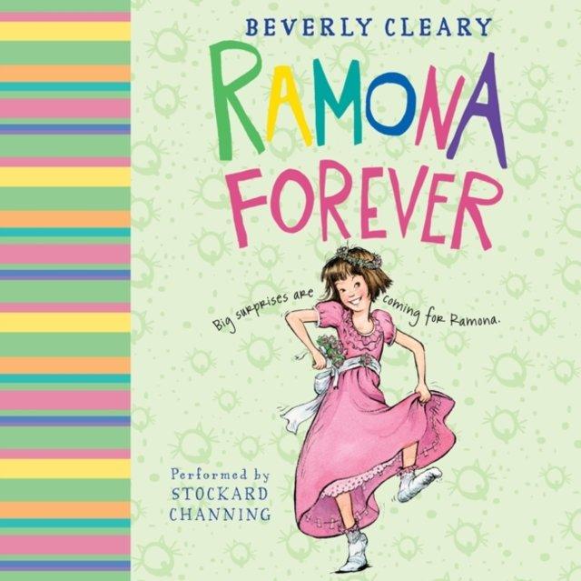 Ramona Forever - Audiobook (Książka audio MP3) do pobrania w całości w archiwum ZIP