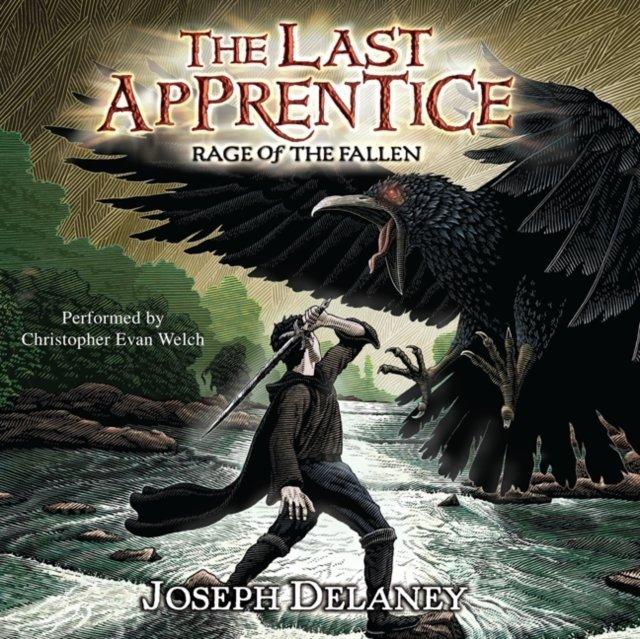 Last Apprentice: Rage of the Fallen (Book 8) - Audiobook (Książka audio MP3) do pobrania w całości w archiwum ZIP