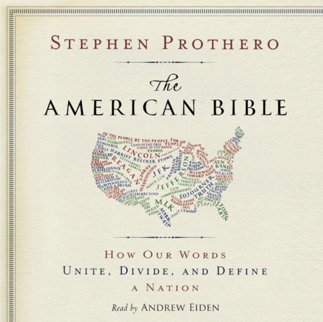 American Bible - Audiobook (Książka audio MP3) do pobrania w całości w archiwum ZIP