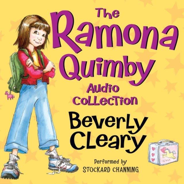 Ramona Quimby Audio Collection - Audiobook (Książka audio MP3) do pobrania w całości w archiwum ZIP