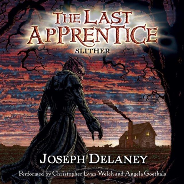 Last Apprentice: Slither (Book 11) - Audiobook (Książka audio MP3) do pobrania w całości w archiwum ZIP