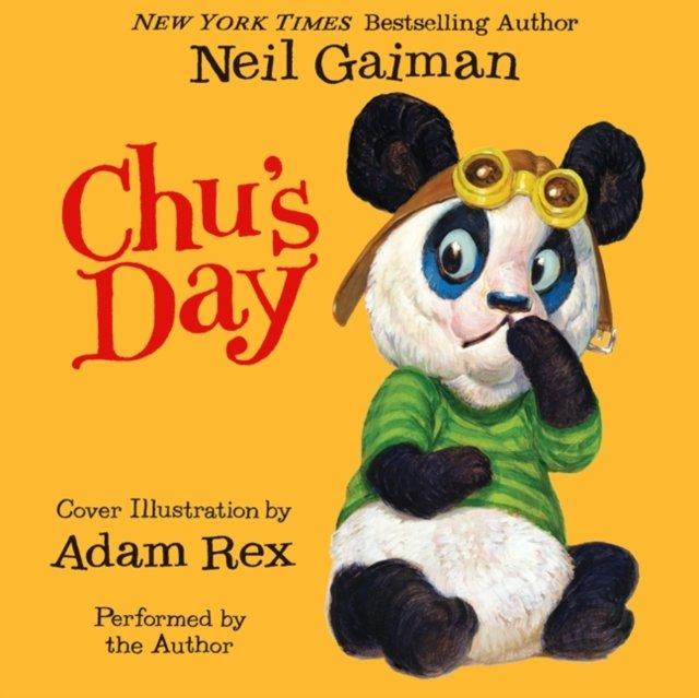 Chu's Day - Audiobook (Książka audio MP3) do pobrania w całości w archiwum ZIP