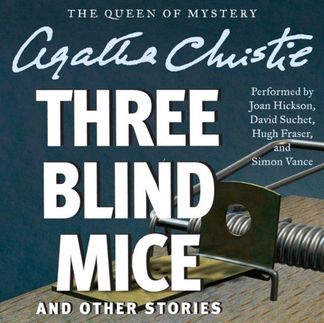 Three Blind Mice and Other Stories - Audiobook (Książka audio MP3) do pobrania w całości w archiwum ZIP