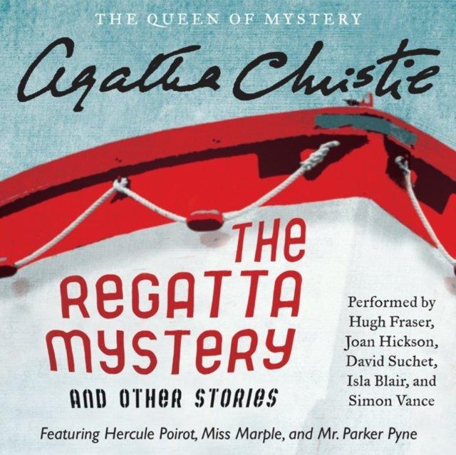 Regatta Mystery and Other Stories - Audiobook (Książka audio MP3) do pobrania w całości w archiwum ZIP