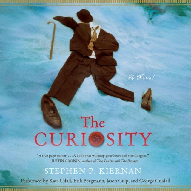 Curiosity - Audiobook (Książka audio MP3) do pobrania w całości w archiwum ZIP