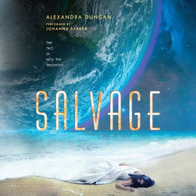 Salvage - Audiobook (Książka audio MP3) do pobrania w całości w archiwum ZIP