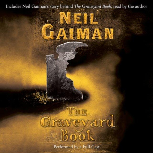 Graveyard Book - Audiobook (Książka audio MP3) do pobrania w całości w archiwum ZIP