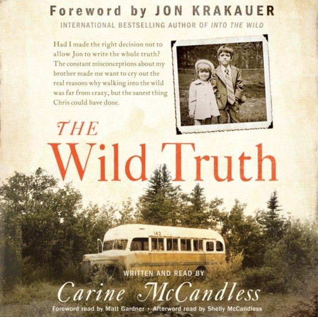 Wild Truth - Audiobook (Książka audio MP3) do pobrania w całości w archiwum ZIP