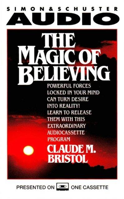 Magic Of Believing - Audiobook (Książka audio MP3) do pobrania w całości w archiwum ZIP