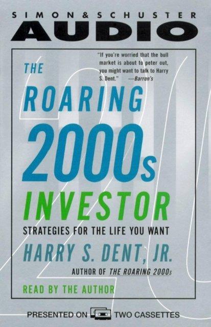 Roaring 2000s Investor - Audiobook (Książka audio MP3) do pobrania w całości w archiwum ZIP