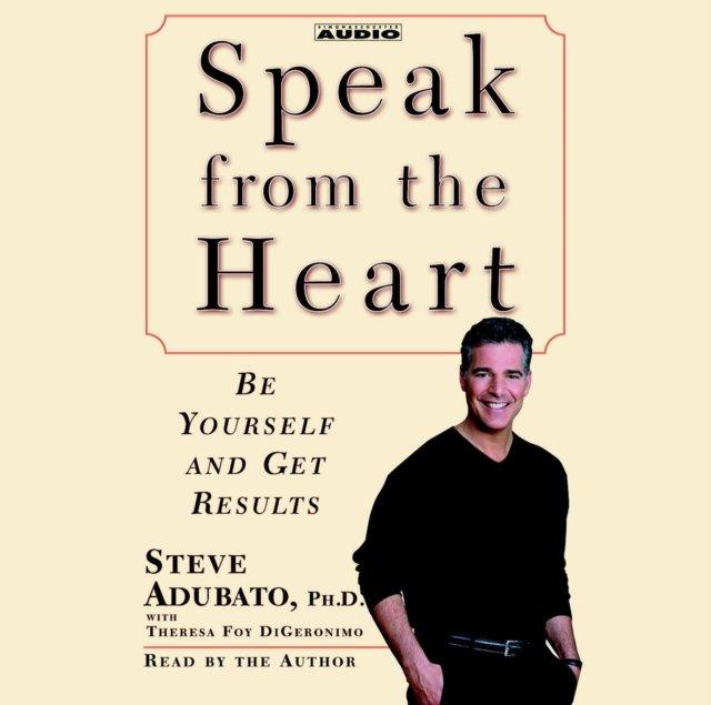Speak from The Heart - Audiobook (Książka audio MP3) do pobrania w całości w archiwum ZIP