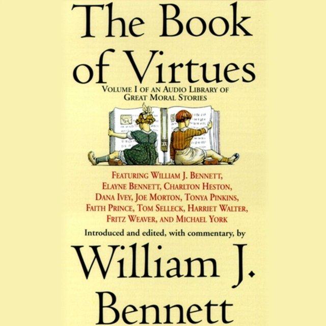Book of Virtues - Audiobook (Książka audio MP3) do pobrania w całości w archiwum ZIP