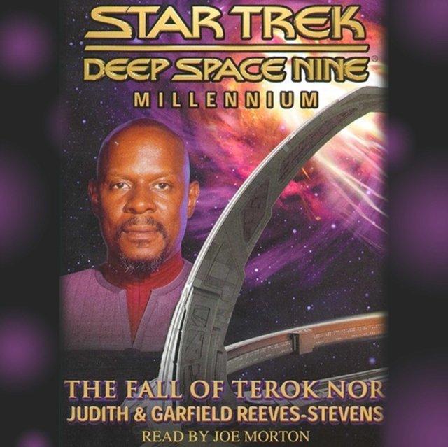 Star Trek Deep Space 9: Millenium - Audiobook (Książka audio MP3) do pobrania w całości w archiwum ZIP
