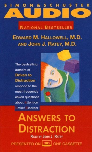 Answers to Distraction - Audiobook (Książka audio MP3) do pobrania w całości w archiwum ZIP