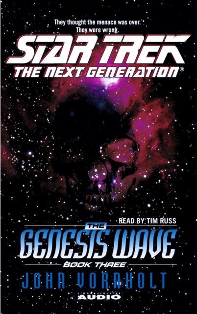 Star Trek: The Next Generation: The Genesis Wave Book 3 - Audiobook (Książka audio MP3) do pobrania w całości w archiwum ZIP