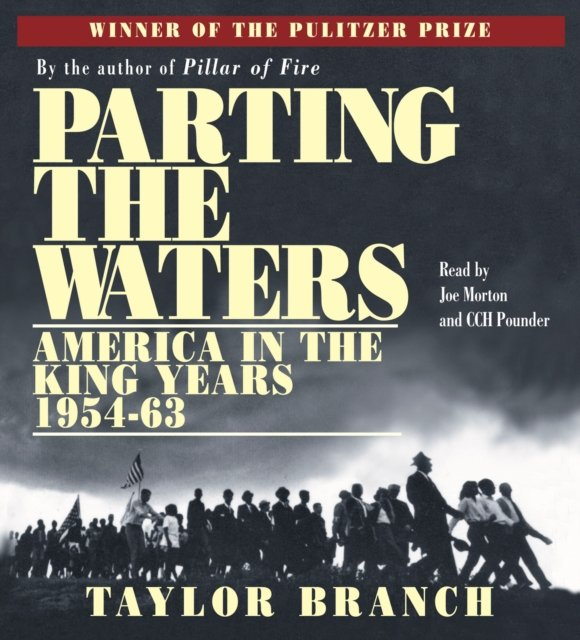 Parting the Waters - Audiobook (Książka audio MP3) do pobrania w całości w archiwum ZIP
