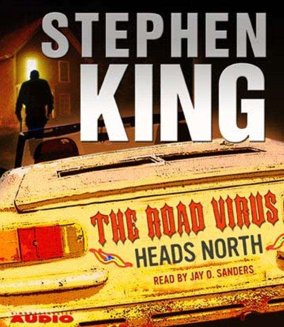 Road Virus Heads North - Audiobook (Książka audio MP3) do pobrania w całości w archiwum ZIP