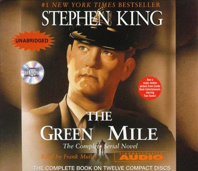 Green Mile - Audiobook (Książka audio MP3) do pobrania w całości w archiwum ZIP
