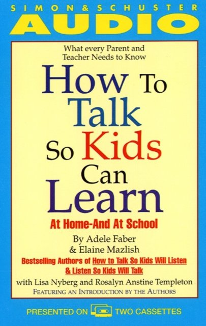How to Talk So Kids Can Learn - Audiobook (Książka audio MP3) do pobrania w całości w archiwum ZIP