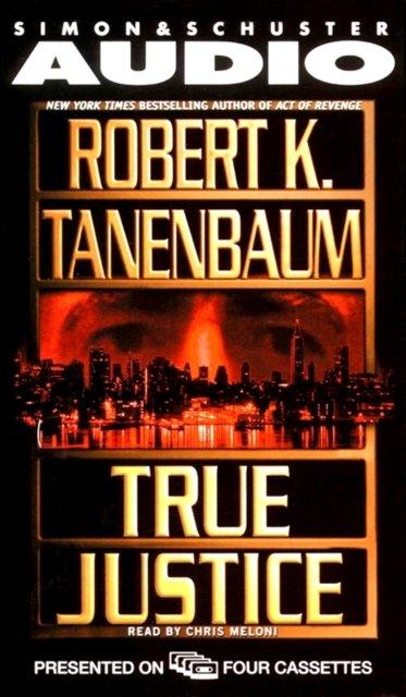 True Justice - Audiobook (Książka audio MP3) do pobrania w całości w archiwum ZIP