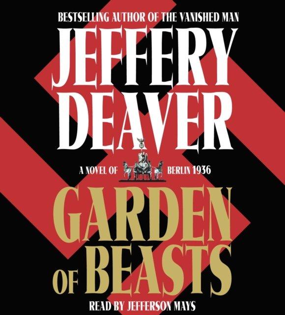 Garden of Beasts - Audiobook (Książka audio MP3) do pobrania w całości w archiwum ZIP