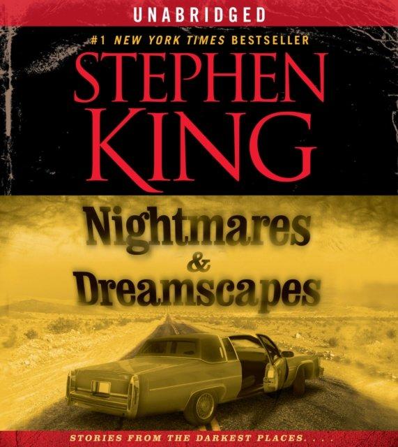 Nightmares & Dreamscapes - Audiobook (Książka audio MP3) do pobrania w całości w archiwum ZIP
