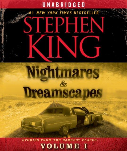 Nightmares & Dreamscapes, Volume I - Audiobook (Książka audio MP3) do pobrania w całości w archiwum ZIP