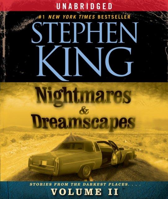 Nightmares & Dreamscapes, Volume II - Audiobook (Książka audio MP3) do pobrania w całości w archiwum ZIP