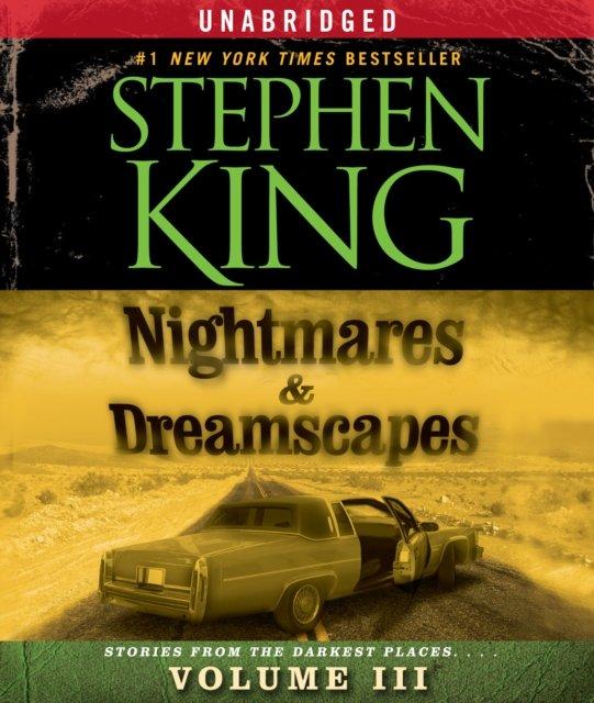 Nightmares & Dreamscapes, Volume III - Audiobook (Książka audio MP3) do pobrania w całości w archiwum ZIP
