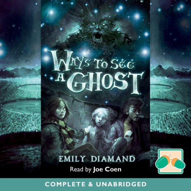 Ways to See a Ghost - Audiobook (Książka audio MP3) do pobrania w całości w archiwum ZIP