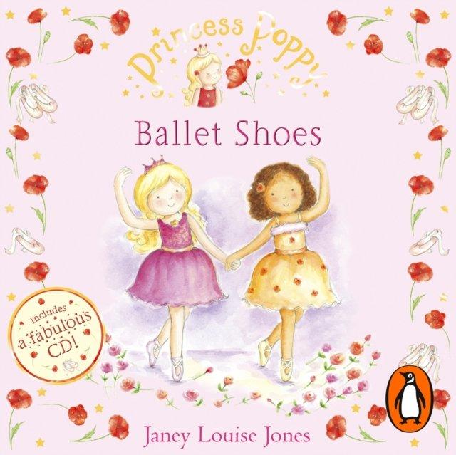 Princess Poppy: Ballet Shoes - Audiobook (Książka audio MP3) do pobrania w całości w archiwum ZIP