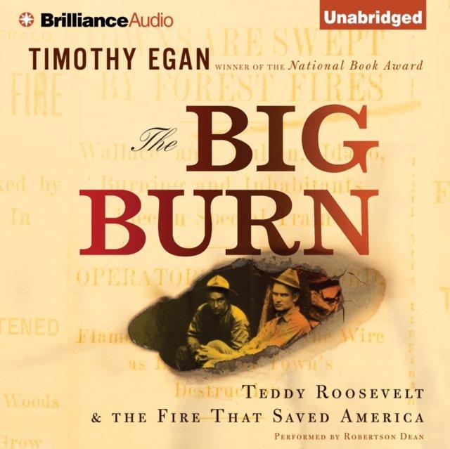 Big Burn - Audiobook (Książka audio MP3) do pobrania w całości w archiwum ZIP