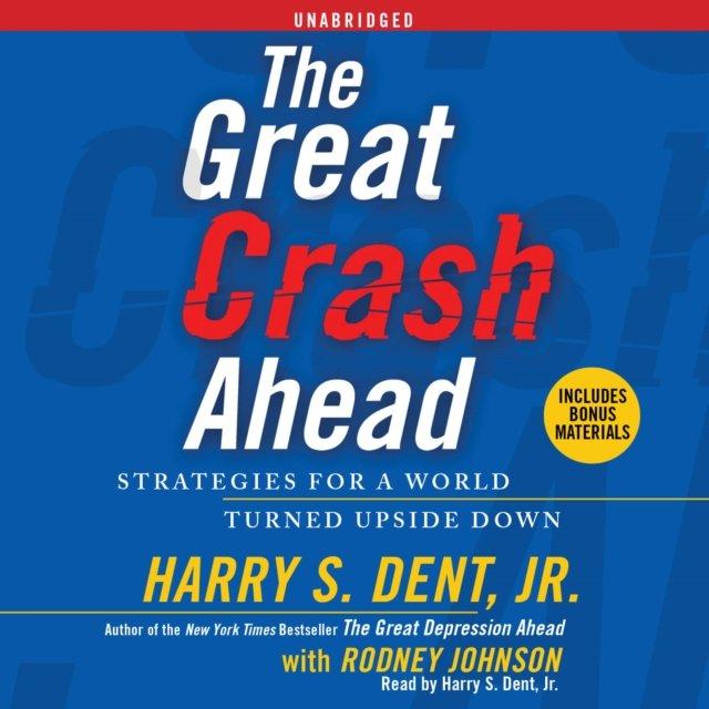 Great Crash Ahead - Audiobook (Książka audio MP3) do pobrania w całości w archiwum ZIP
