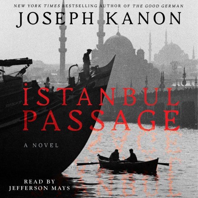 Istanbul Passage - Audiobook (Książka audio MP3) do pobrania w całości w archiwum ZIP