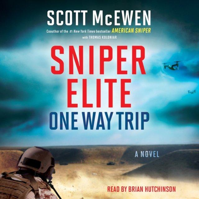 Sniper Elite: One Way Trip - Audiobook (Książka audio MP3) do pobrania w całości w archiwum ZIP
