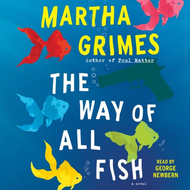 Way of All Fish - Audiobook (Książka audio MP3) do pobrania w całości w archiwum ZIP