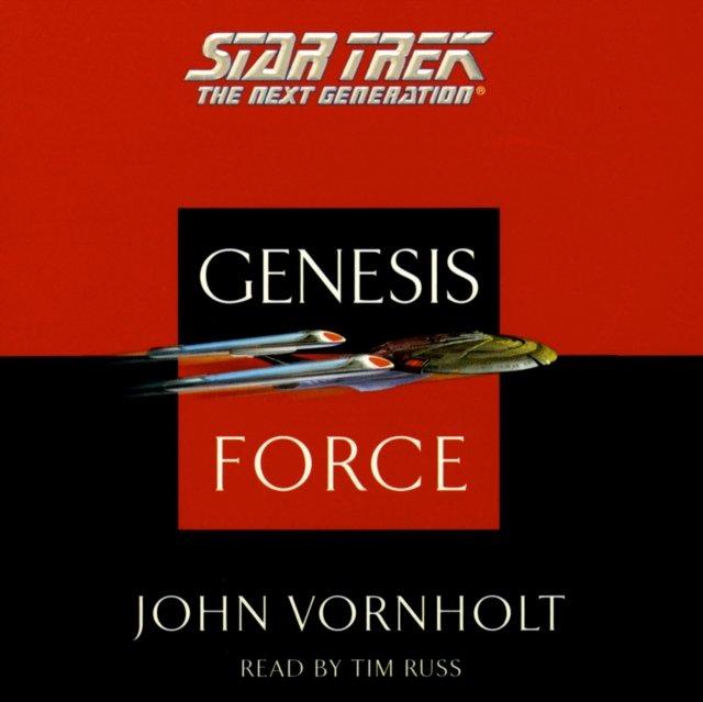 Star Trek: The Next Generation: Genesis Force - Audiobook (Książka audio MP3) do pobrania w całości w archiwum ZIP