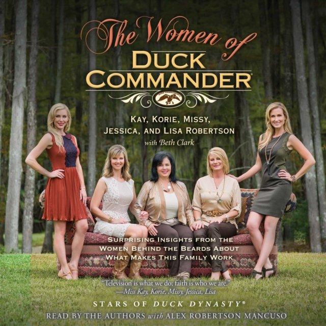 Women of Duck Commander - Audiobook (Książka audio MP3) do pobrania w całości w archiwum ZIP