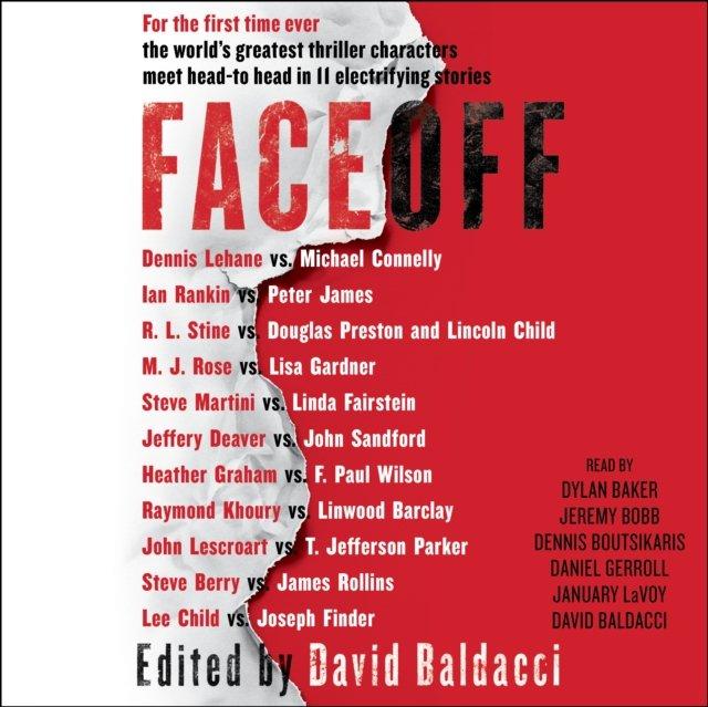 FaceOff - Audiobook (Książka audio MP3) do pobrania w całości w archiwum ZIP