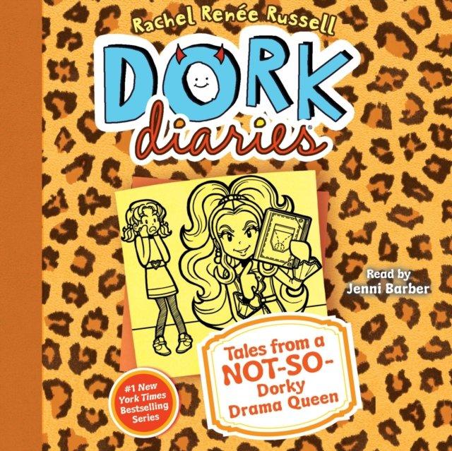 Dork Diaries 9 - Audiobook (Książka audio MP3) do pobrania w całości w archiwum ZIP